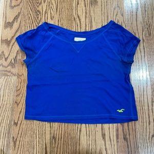 Hollister t shirt size xs good condition women